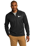 EMS - Port Authority K805 Mens Heavyweight Vertical Texture 1/4-Zip Pullover