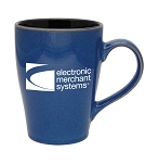 EMS -Sherwood Collection Ceramic Mug - Blue